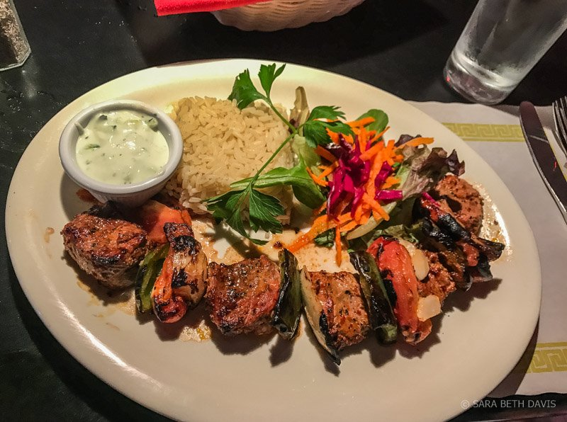 Anatolian Bistro in Herndon, Virginia