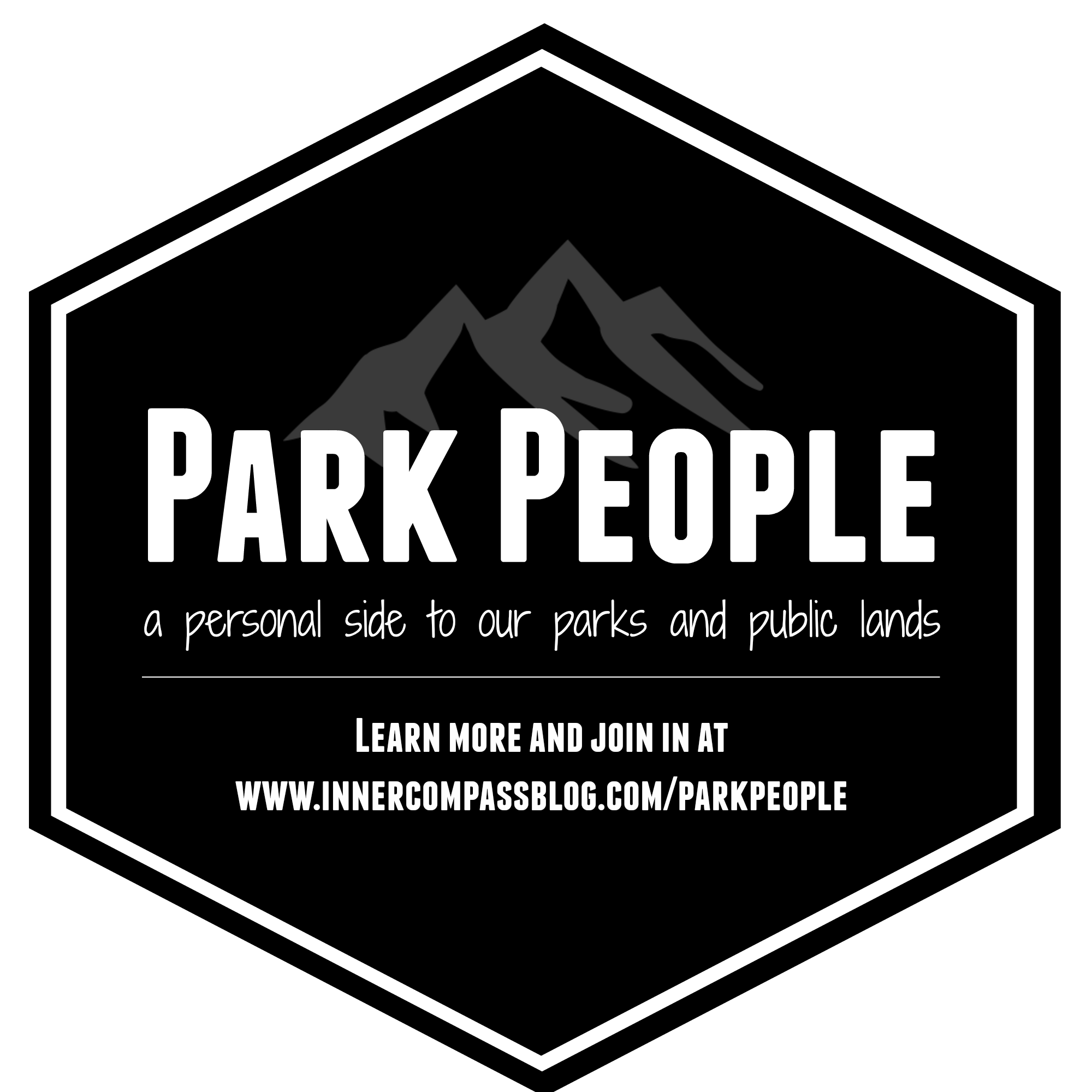 Park People Badge - Inner Compass Blog