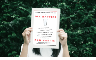A Review of 10% Happier by Dan Harris